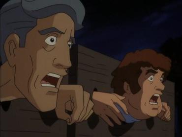 «Скуби-Ду и призрак ведьмы» — кадры