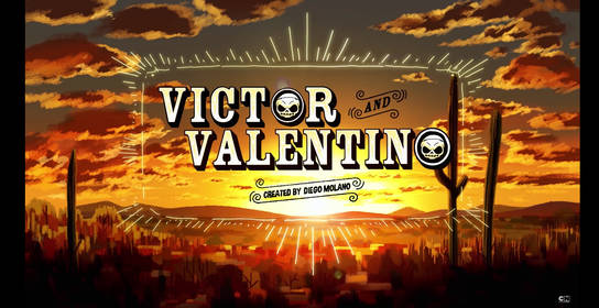 «Виктор и Валентино» — кадры