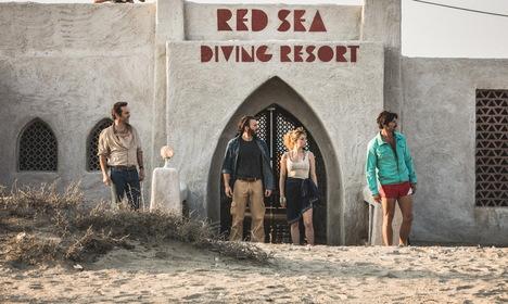 «Курорт для дайверів на Червоному морі» — кадри
