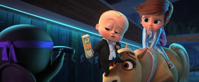 «Бебі Бос: Сімейний бізнес» — кадры