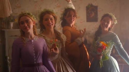«Маленькі жінки» — кадри