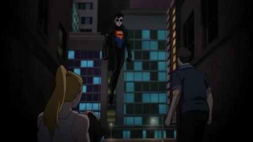 «Господство Суперменов» — кадры