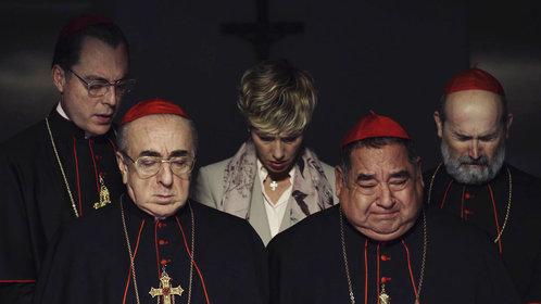 «Новий Папа» — кадри