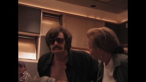«Джим и Энди: Другой мир» — кадры