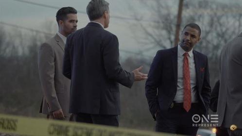 «Отдел расследования убийств в Атланте» — кадри
