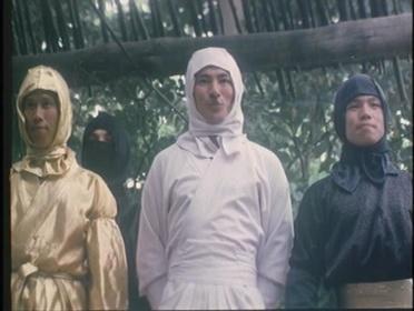 «Охотник на ниндзя» — кадри