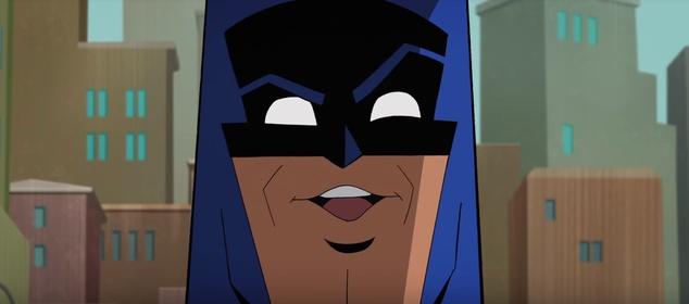 «Скуби-Ду и Бэтмен: Отважный и смелый» — кадры