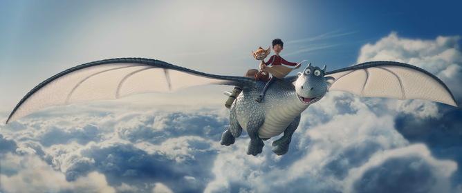 «Повелитель драконов» — кадры