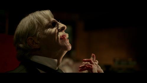 «Озёрный вампир» — кадры