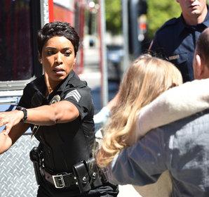 «911 служба спасения» — кадры