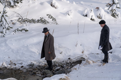 «Перевал Дятлова» — кадры