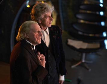 «Доктор Кто: Дважды во времени» — кадры