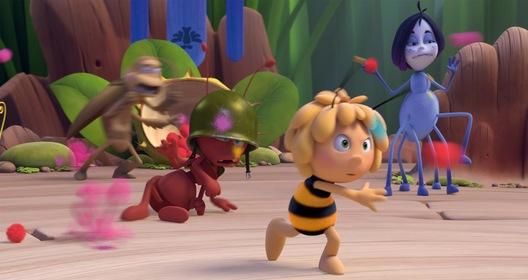 «Пчёлка Майя и Кубок мёда» — кадры