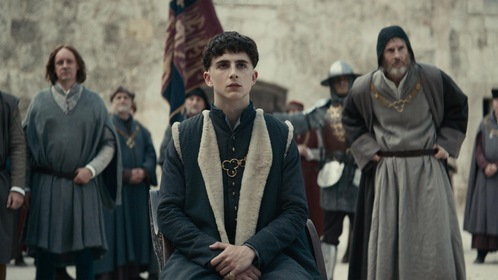 «Король Англии» — кадры