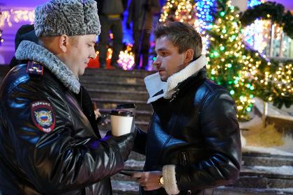 «Поліцейський з Рубльовки. Новорічне свавілля» — кадри