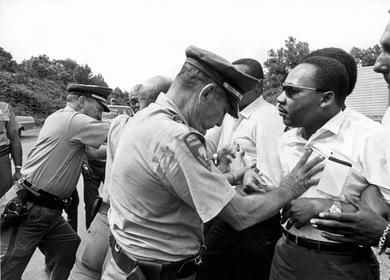 «Мартин Лютер Кинг: Король без королевства» — кадры