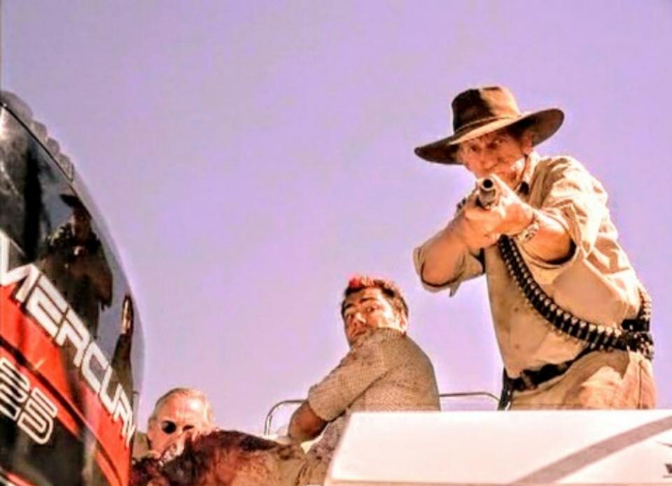 Фильм «Крокодил» (2000): Крис Солари 960x695