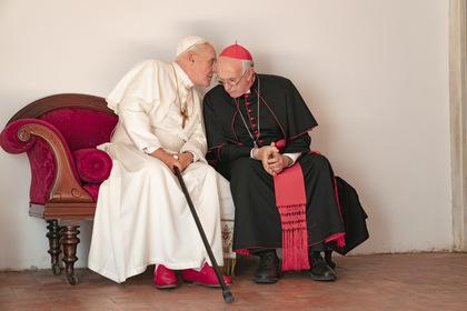 «Два Папи» — кадри