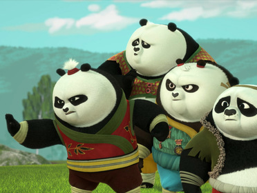 «Панда Кунг-Фу: Лапи долі» — кадри