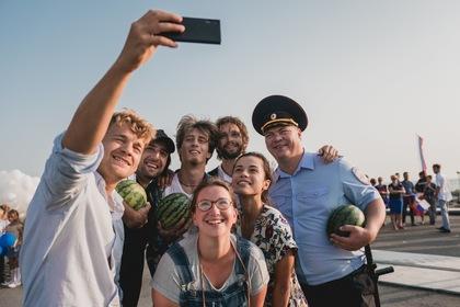 «Крымский мост: Сделано с любовью!» — кадры