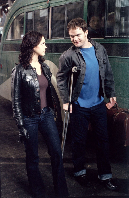 Серіал «Темний ангел» (2000 – 2002): 1 сезон, 17 епізод — «Я и человек-камера» (Pollo Loco) 975x1500