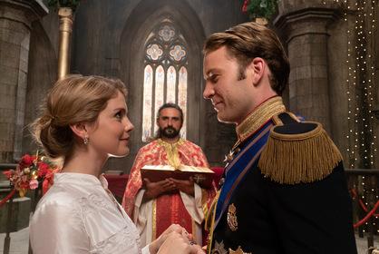 «Принц на Рождество: Королевская свадьба» — кадры