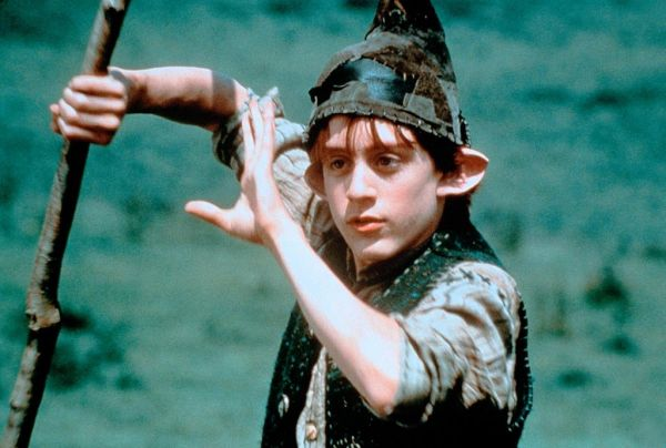Серіал «Леприкони або чарівна легенда гномів» (1999): 600x404