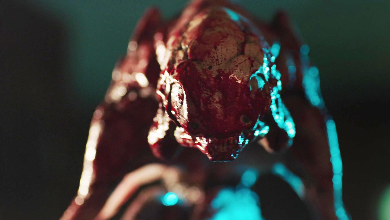 Серіал «Калейдоскоп жахів» (2019 – ...): 1 сезон, 2 епізод — «Плохой волк / Палец» (Bad Wolf Down / The Finger) 1500x844