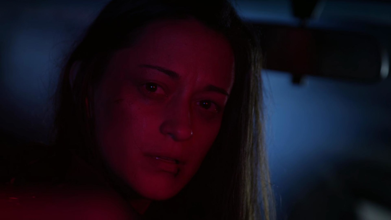 Сериал «Засланец из космоса» (2021 – ...): Сара Томко 1 сезон, 1 эпизод — «Пилот» (Pilot) 1500x844