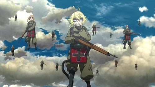 «Військова історія маленької дівчинки: Фільм» — кадри