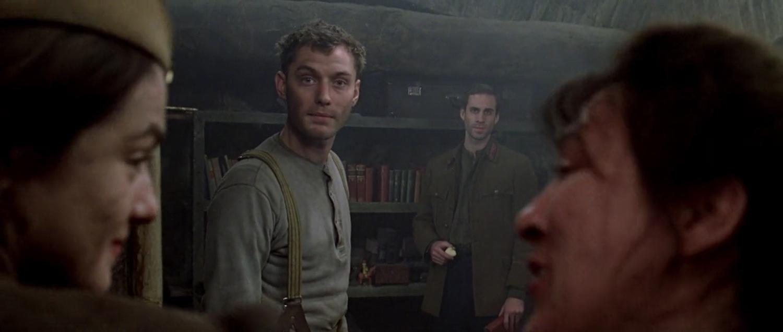 Фільм «Ворог коло брами» (2000): Джуд Лоу, Джозеф Файнс, Рейчел Вайс, Єва Маттес 1500x636
