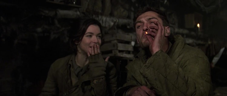 Фільм «Ворог коло брами» (2000): Рейчел Вайс, Джуд Лоу 1500x635