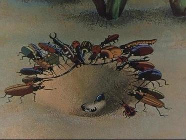 «Подорож мурахи» — кадри