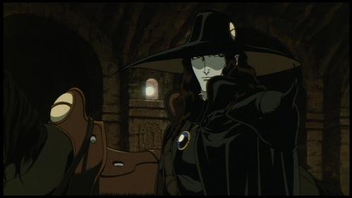 «Мисливець на вампірів D: Жага крові» — кадри