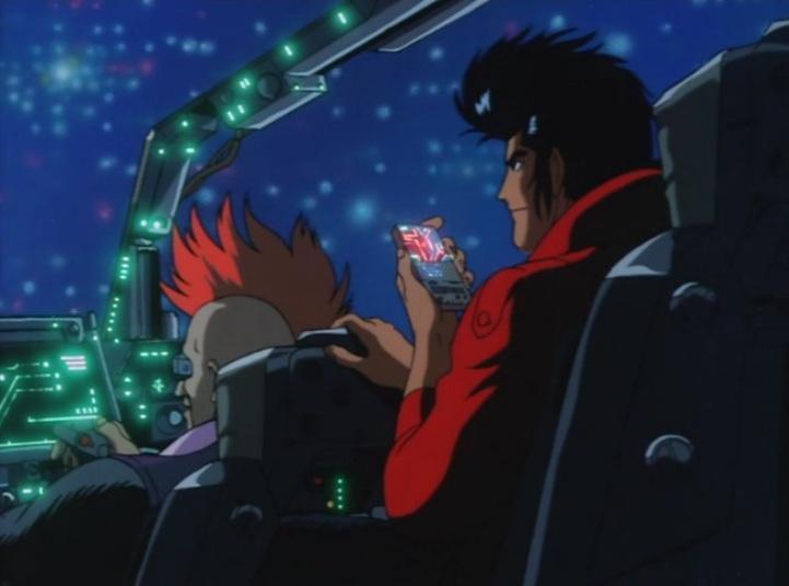 Серіал «Кібер-місто Едо 808» (1990 – 1991): 721x535