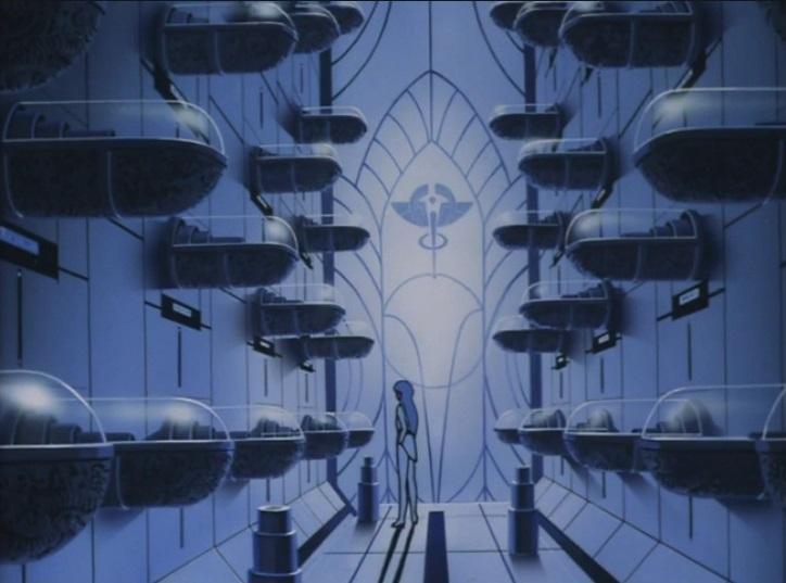 Серіал «Кібер-місто Едо 808» (1990 – 1991): 724x537