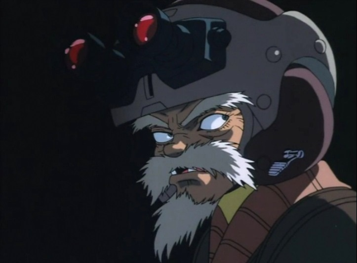 Серіал «Кібер-місто Едо 808» (1990 – 1991): 723x533