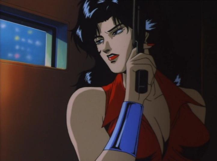 Серіал «Кібер-місто Едо 808» (1990 – 1991): 722x536