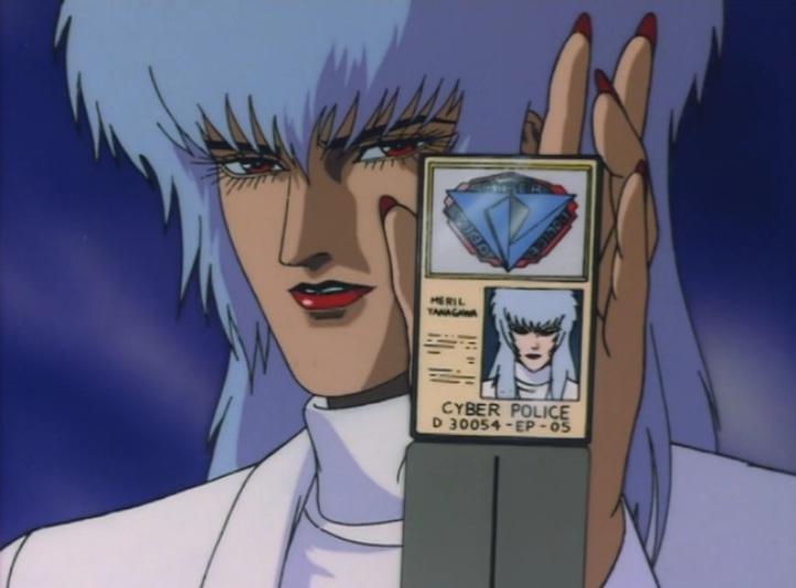 Серіал «Кібер-місто Едо 808» (1990 – 1991): 723x534