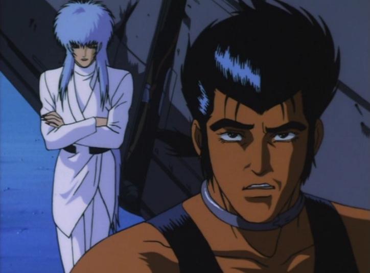 Серіал «Кібер-місто Едо 808» (1990 – 1991): 724x534
