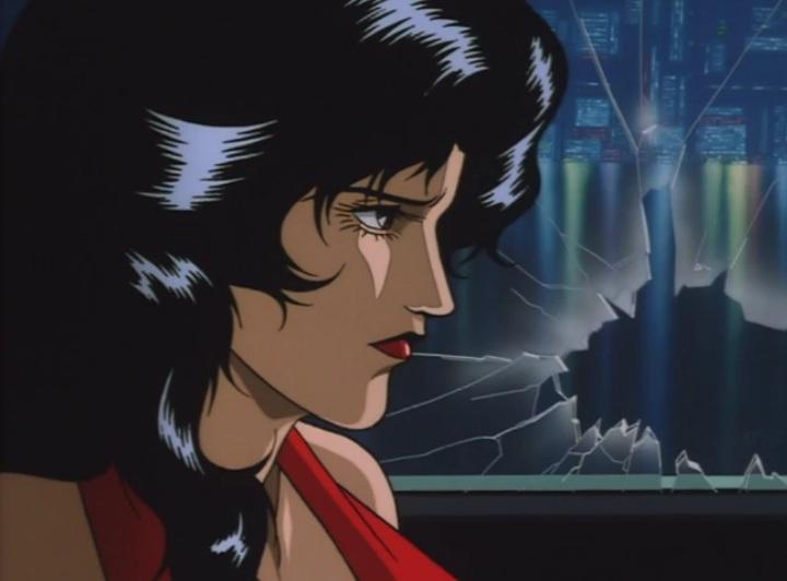 Серіал «Кібер-місто Едо 808» (1990 – 1991): 720x532