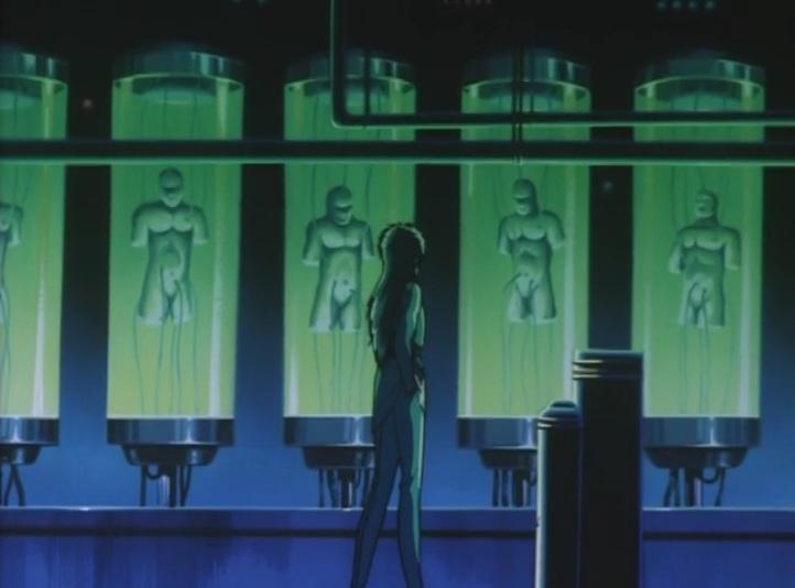 Серіал «Кібер-місто Едо 808» (1990 – 1991): 722x534