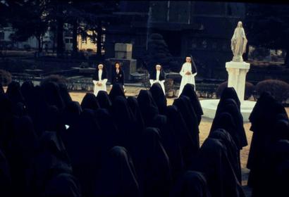 «Школа священного зверя» — кадры