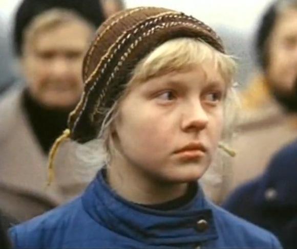 Фільм «Свет в окне» (1980): Маргарита Сергеечева 580x487