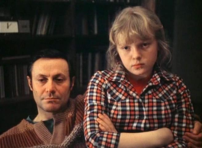Фільм «Свет в окне» (1980): Юрий Соломин, Маргарита Сергеечева 656x480