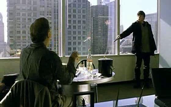 Фільм «Брат 2» (2000): Гері Х'юстон, Сергей Бодров мл. 560x352