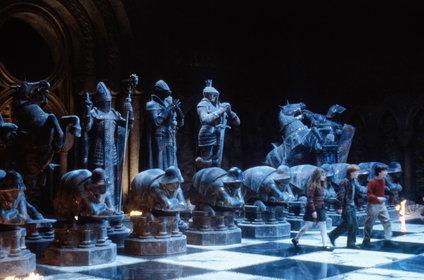 «Гаррі Поттер і філософський камінь» — кадри