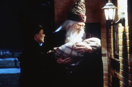 «Гарри Поттер и философский камень» — кадры
