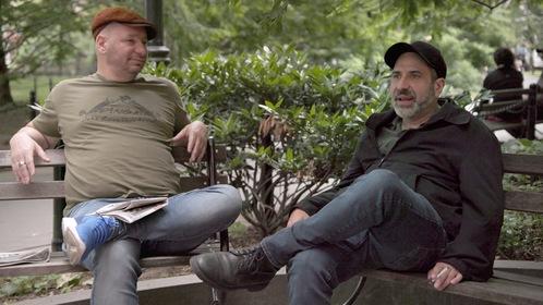 «Столкновение микрофонов с Джеффом Россом и Дэйвом Аттеллем» — кадри