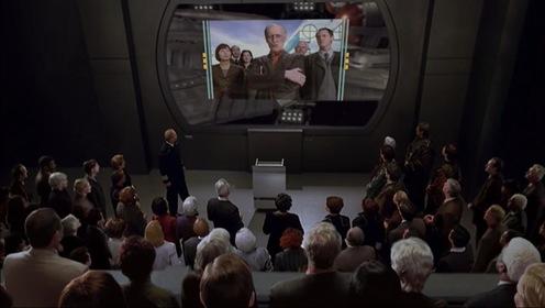 «Звездный путь: Энтерпрайз» — кадры